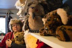 Carine Bonzi - Créatrice de peluches